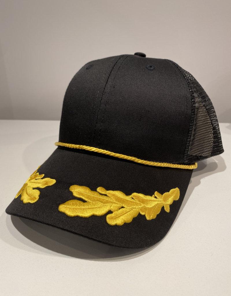 wildflower captain trucker hat