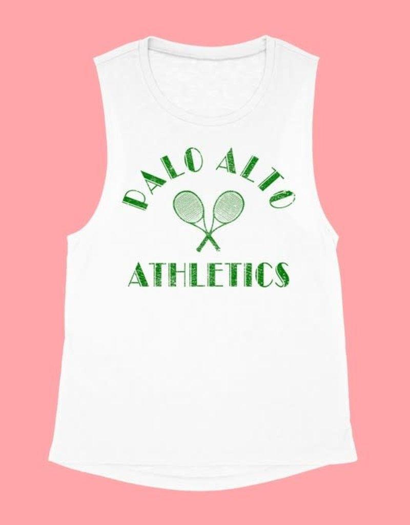 wildflower palo alto tennis tank
