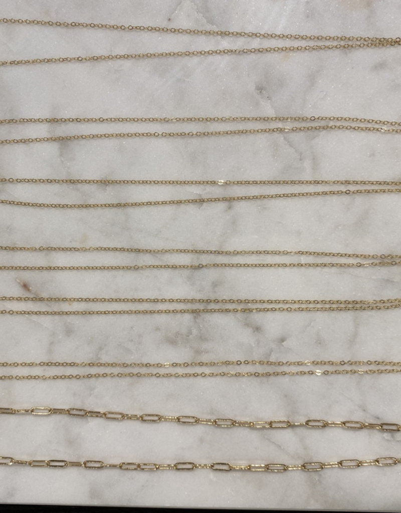 Stardust Jewellery northstar cushin pendant  - 14k gold filled, 16 & 18 inch