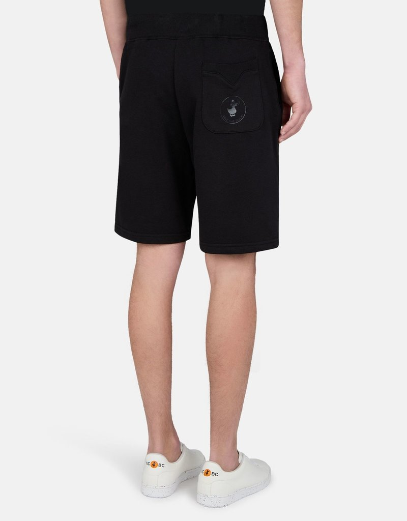 save the duck parker sweat shorts french terry
