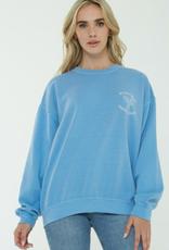 project social t Beverly Hills Racquet Club Sweatshirt