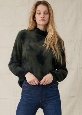 bella dahl mock neck sweater