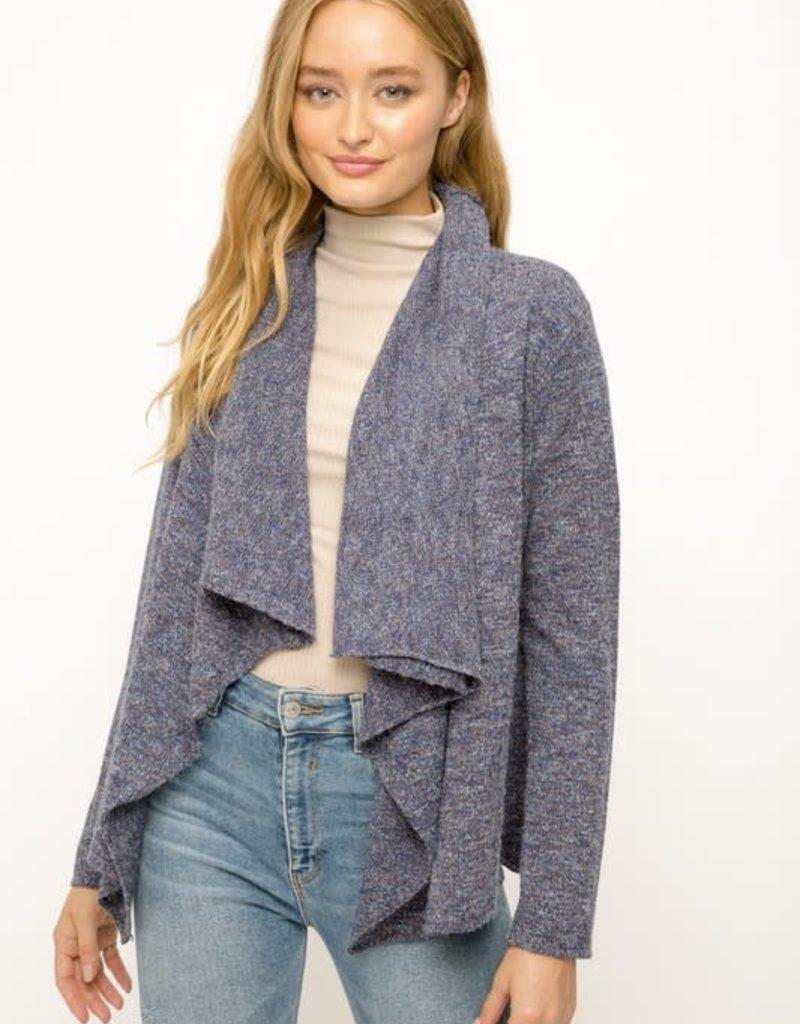 stardust Sweater Shawl Cardigan
