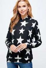 stardust Star Jersey Sweatshirt