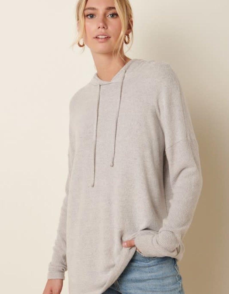 stardust Super Soft Hoody Sweater Knt