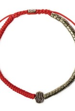 karma & luck Spirit Guardian Red String Bracelet