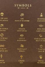 karma & luck Amethyst Lotus Hematite Health Bracelet