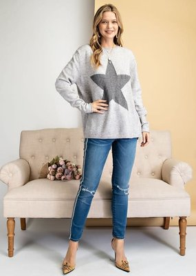 stardust Woven Super Star Sweater