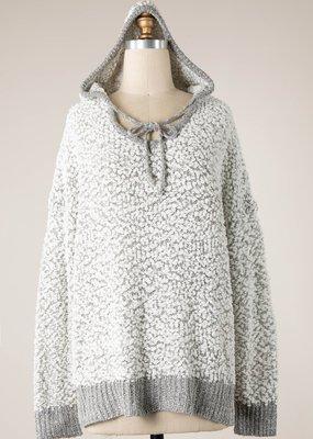 stardust Popcorn Hoodie Sweater