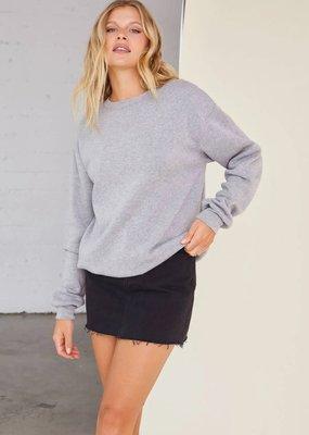 project social t Sydney distressed sweatshirt