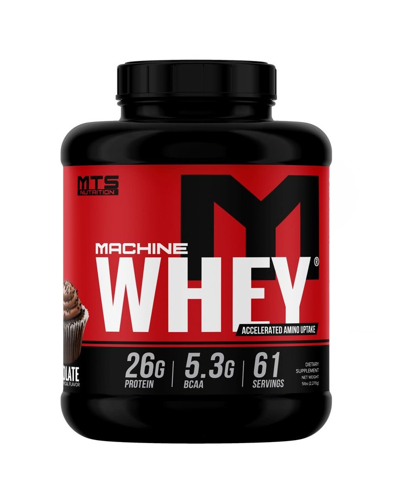 mts MTS Machine Whey