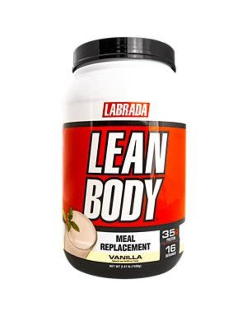 Labrada Labrada Lean Body Powder