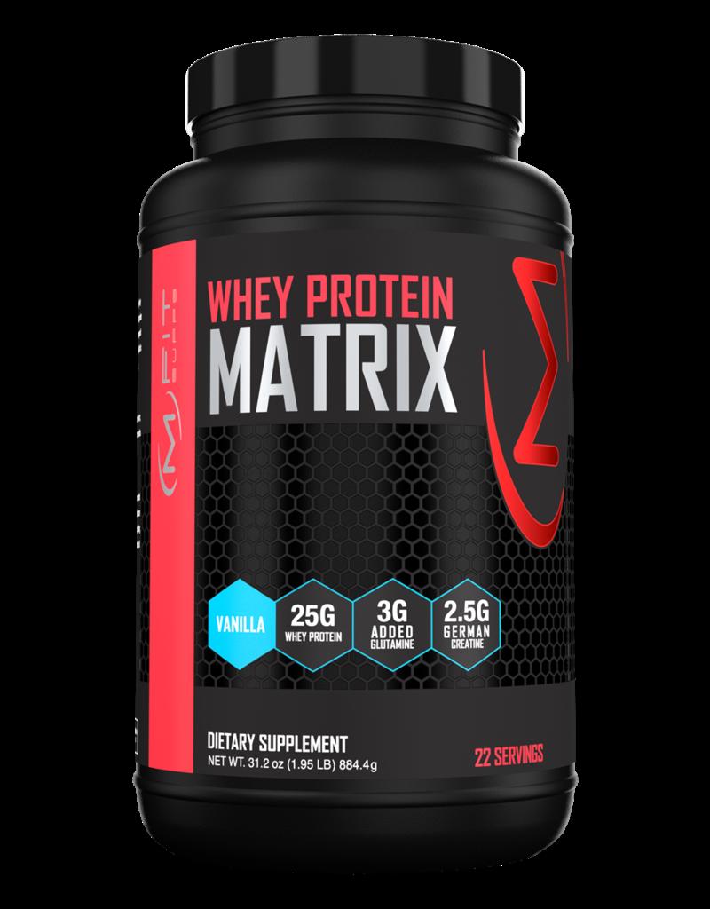 MFIT MFit Whey Protein Matrix