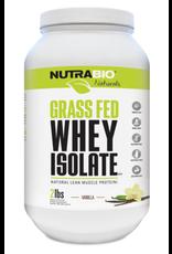 NutraBio Nutrabio Grass Fed Isolate