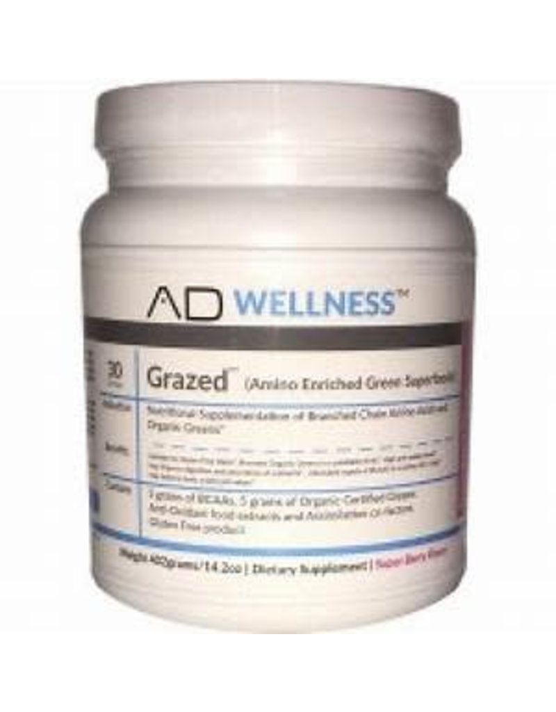 Project AD Project AD Grazed