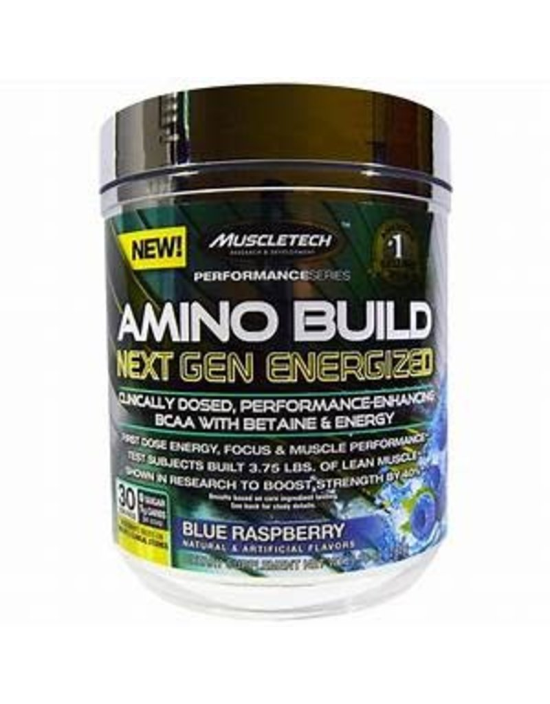 Muscle Tech Muscletech Amino Build
