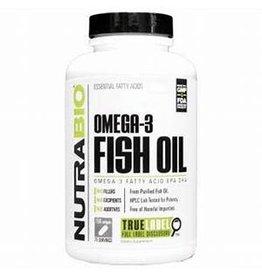 NutraBio Nutrabio Omega-3 Fish Oil