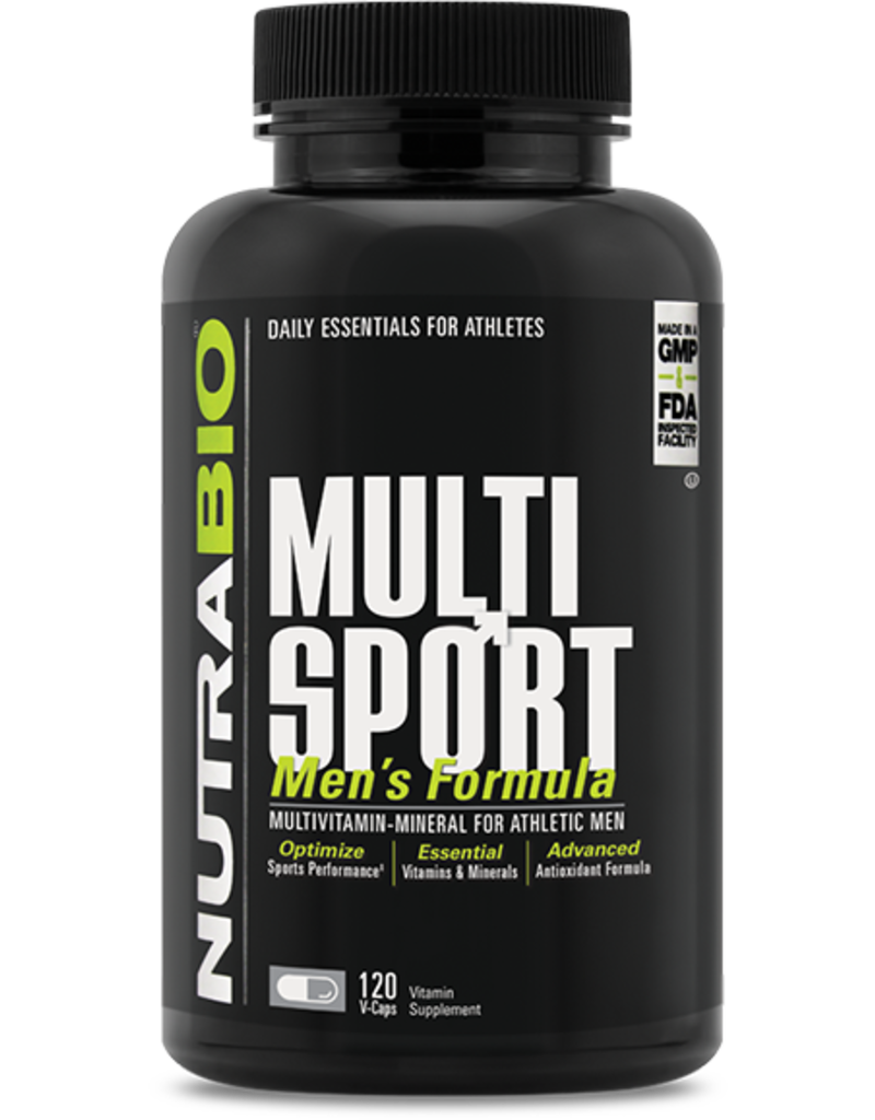 NutraBio NutraBio Men's Multisport Multivitamin