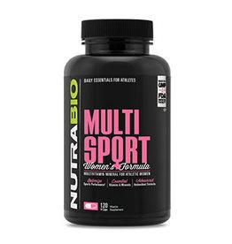 NutraBio Nutrabio Women's Multisport Multivitamin