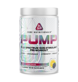 Core Nutritionals Core Nutritionals Pump