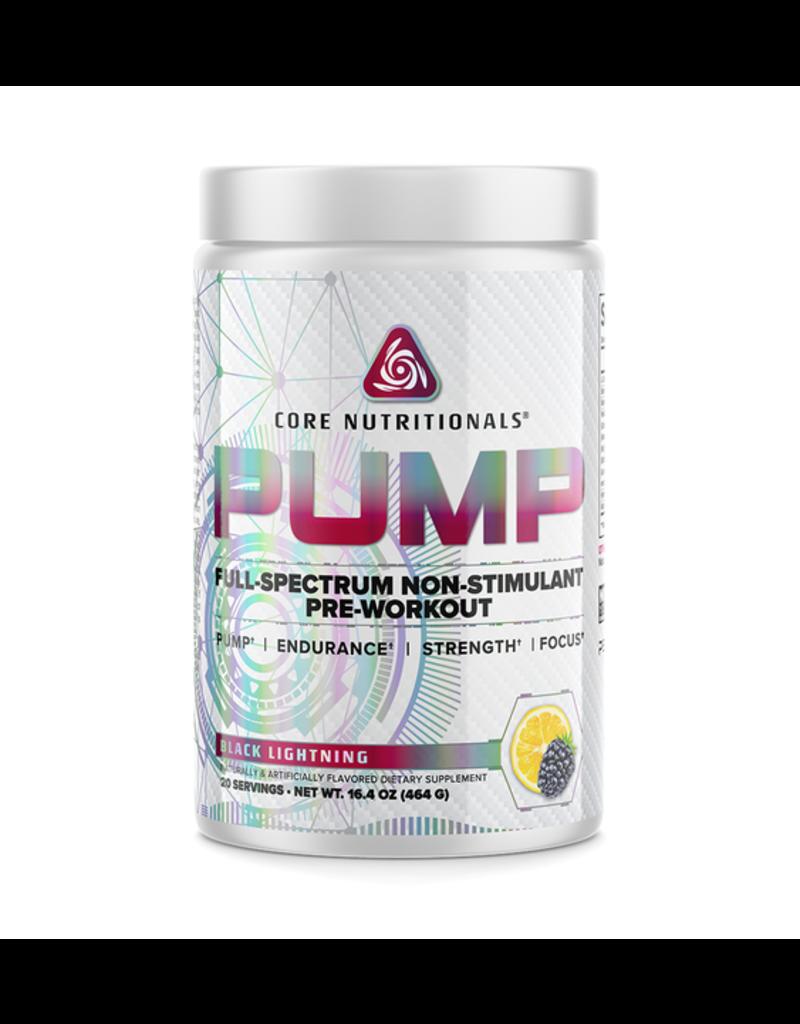Core Nutritionals Core Nutritionals Pump