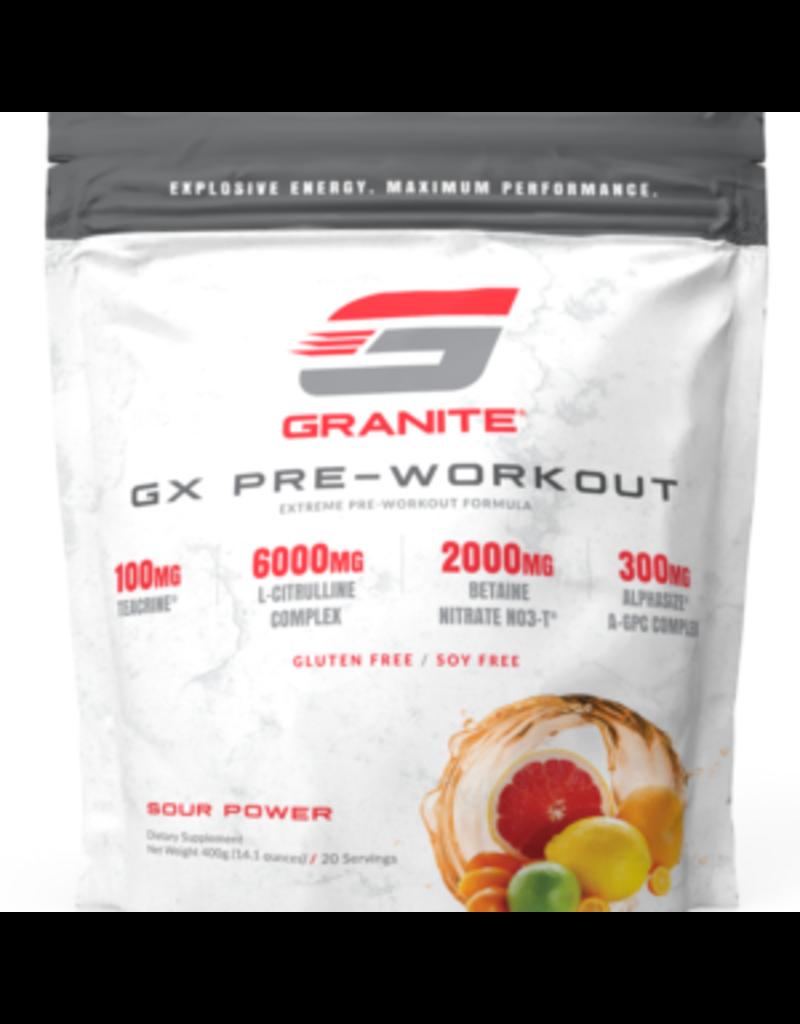 Granite Granite GX Pre-workout