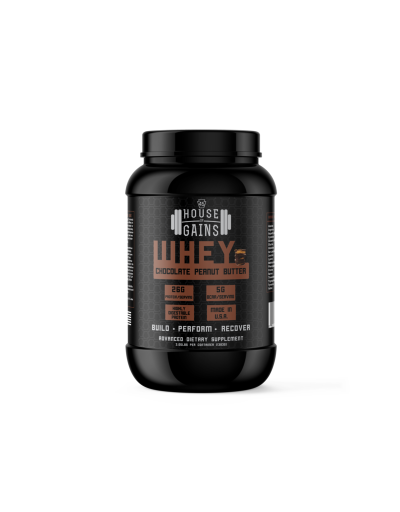 House of Gains House of Gains - Whey