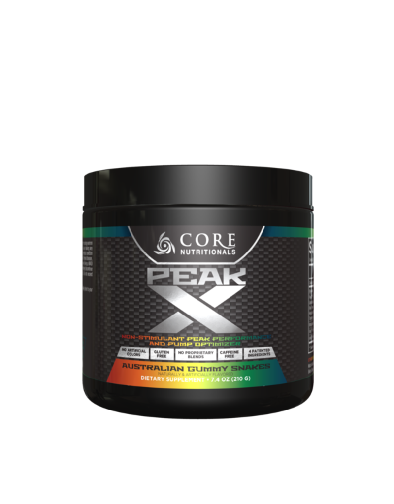 Core Nutritionals Core Nutritionals Peak X