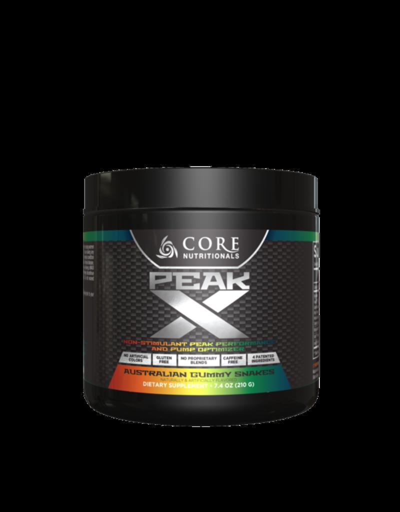 Core Nutritionals Core Nutritionals Peak X