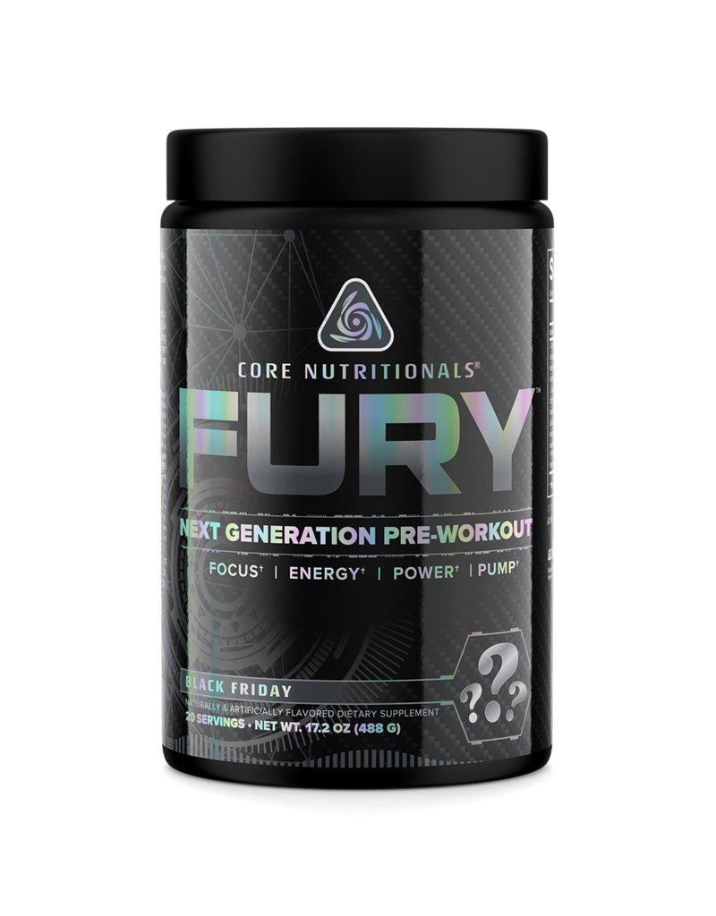 Core Nutritionals Core Nutritionals Fury
