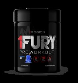 1 Mission Nutrition 1 Fury Sweet Tart