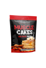 1 Mission Nutrition Muscle Cakes Cinnamon