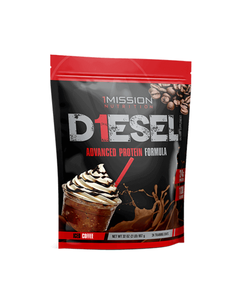 1 Mission Nutrition 1 Mission Nutrition D1ESEL Protein