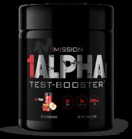 1 Mission Nutrition 1 Mission Nutrition 1ALPHA Test Booster