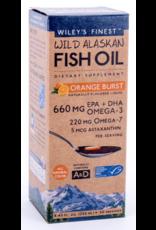 Wiley's Finest Wiley's Finest Orange Burst 660mg EPA + DHA Omega-3