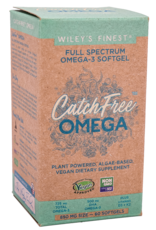 Wiley's Finest Wiley's Finest Catch Free Omega Softgel