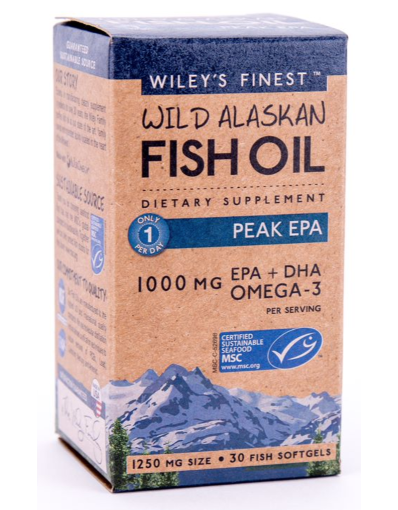 Wiley's Finest Wiley's Finest Peak EPA 1000mg