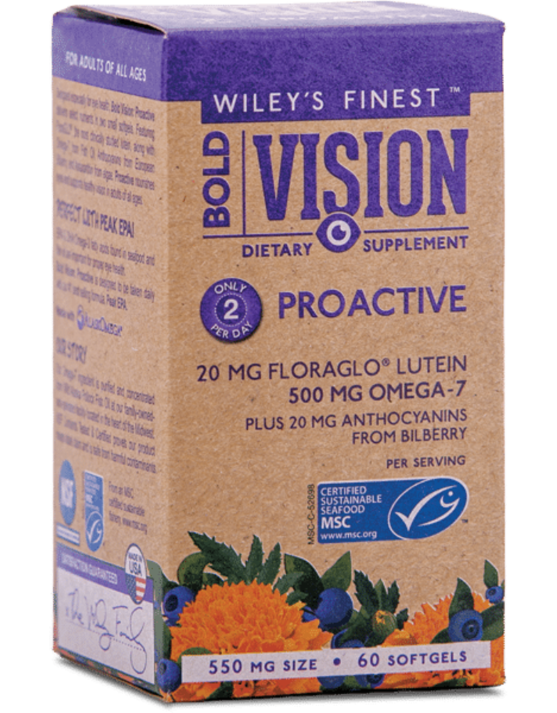 Wiley's Finest Bold Vision