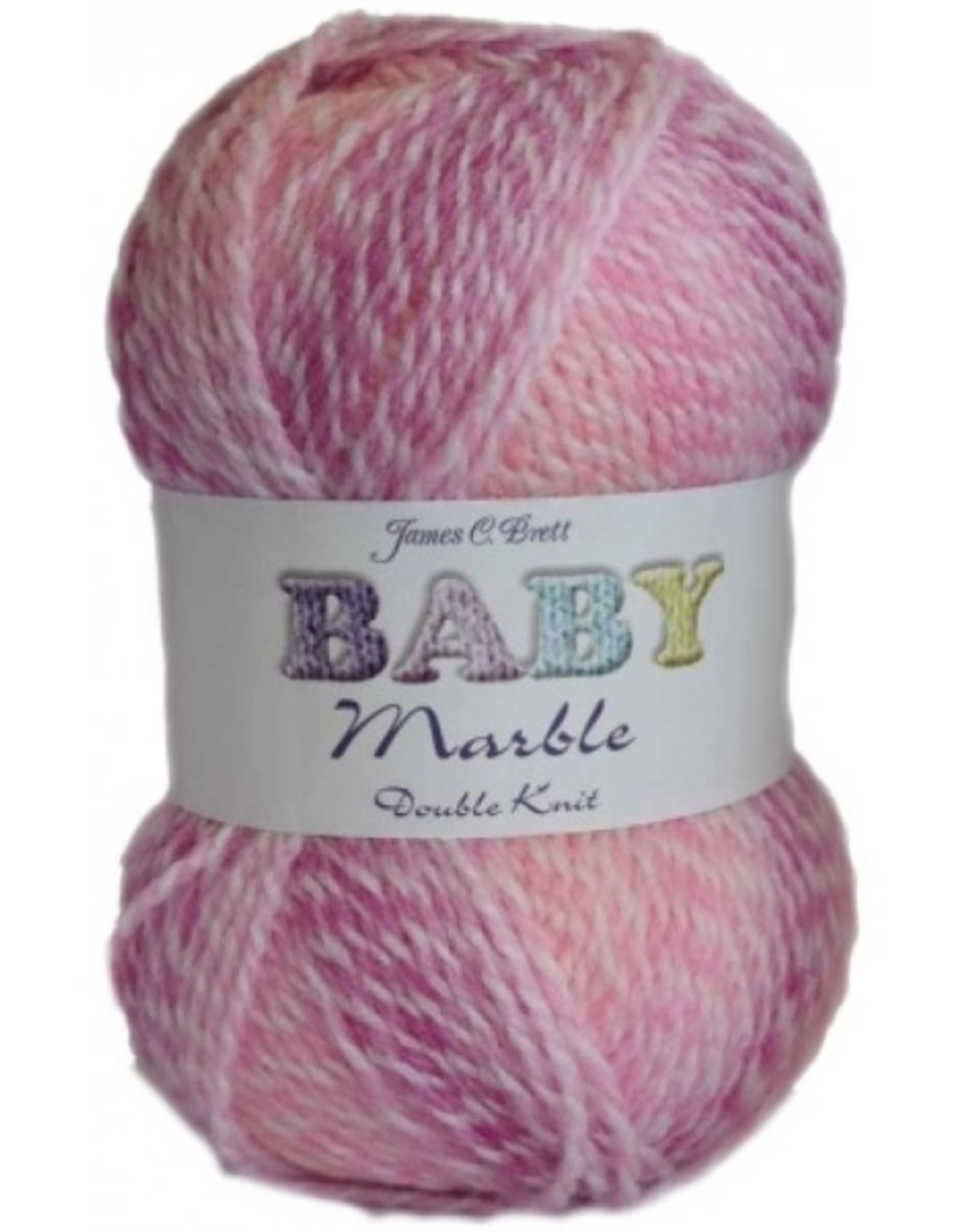 James C Brett Baby Marble Double Knit