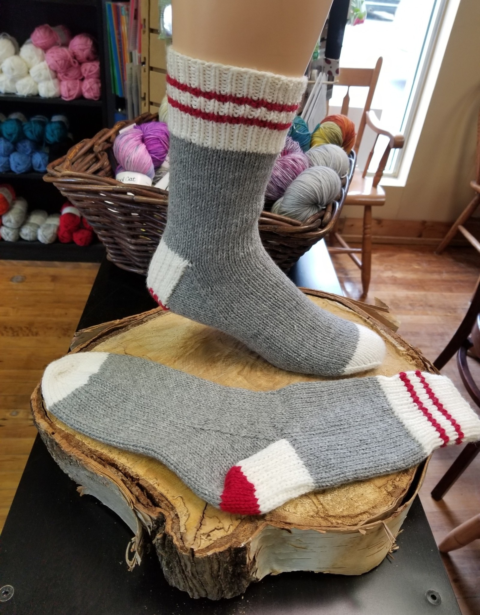 The Match Factory Work Sock Kits