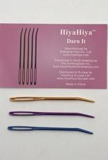 Hiya Darning Needles