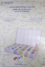 Large Floss Box w/ 100 card bobbins