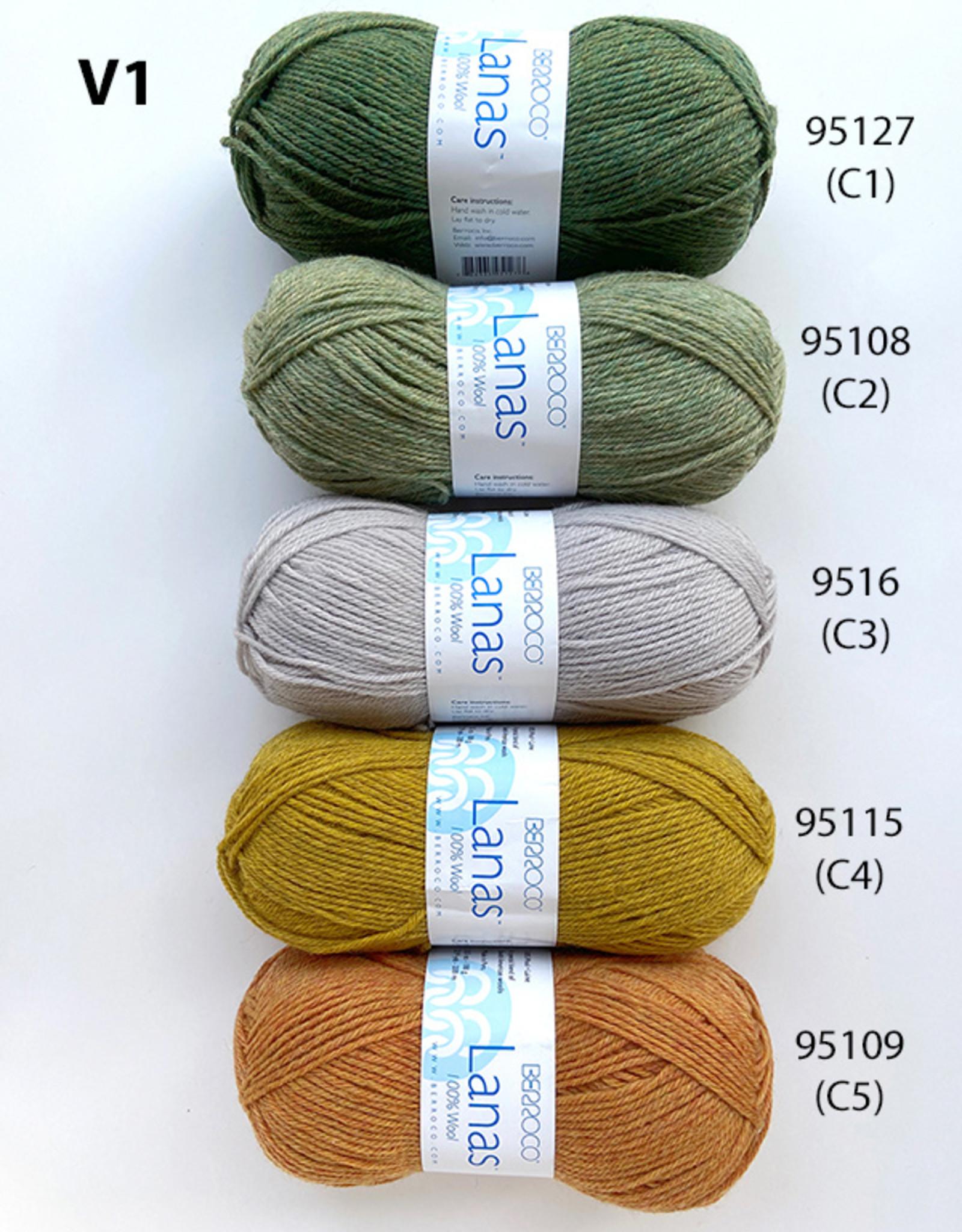 Berroco Fern Lake Blanket Kits