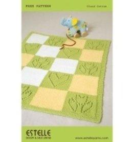 Estelle Cloud Cotton Baby Blanket Kit