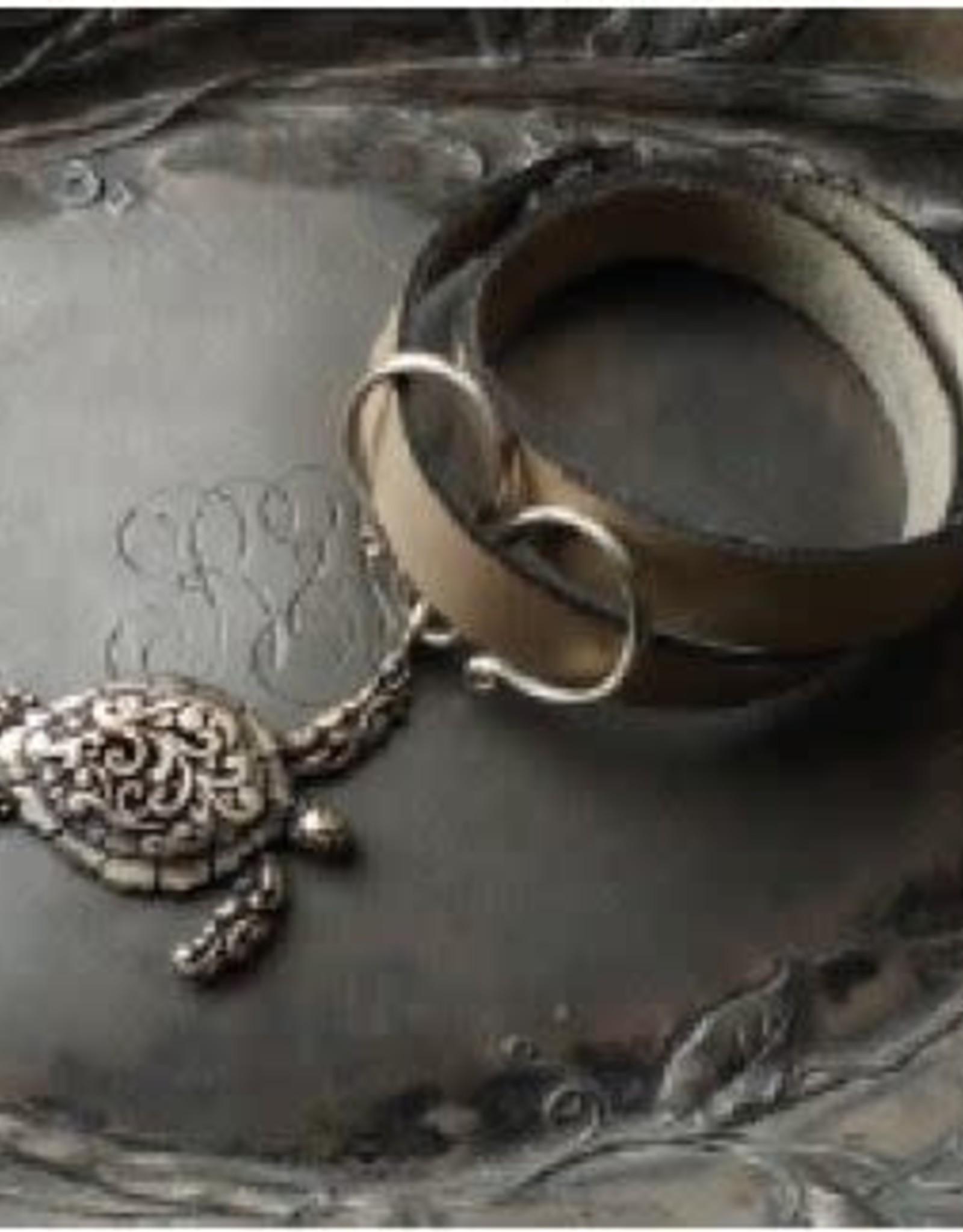 Jul Jul Serpentine Double Wrap Charm Lock Cuff