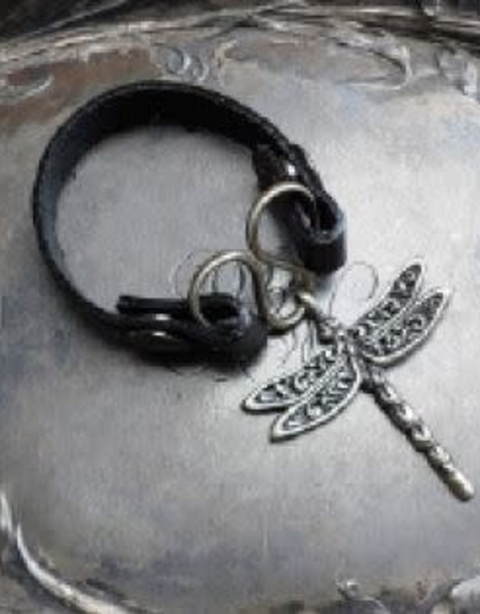 Jul Jul Serpentine Single Wrap Charm Lock Cuff