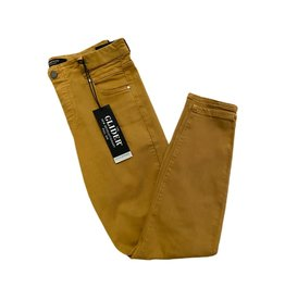 "Gia Glider Ankle Skinny 28"" Honey"