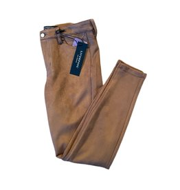 Liverpool Abby Ankle Skinny Caramel Liverpool
