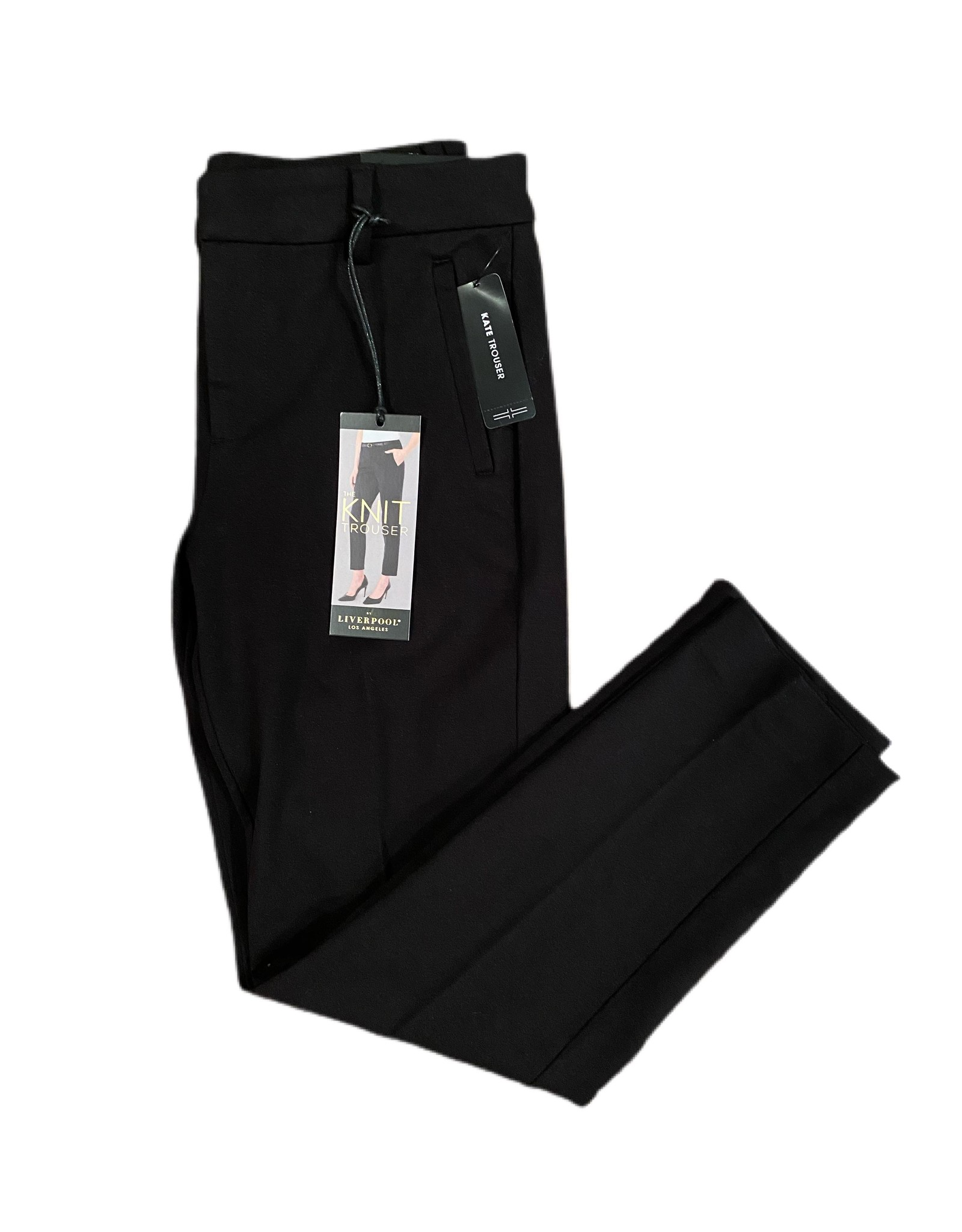 "Liverpool Kate Trouser27"" Black"
