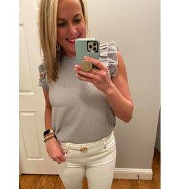 i.cco White Skinny Belt